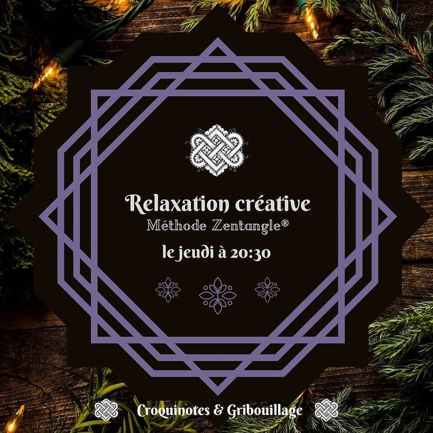 Relaxation créative ★ Janvier