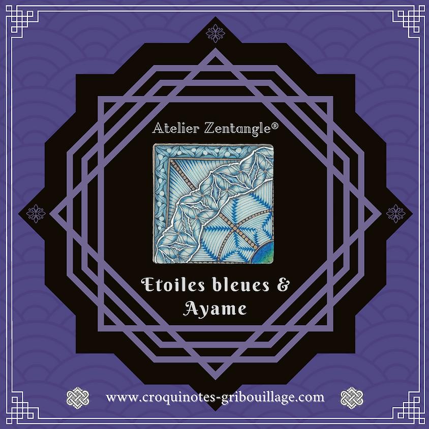 Etoiles bleues & Ayame