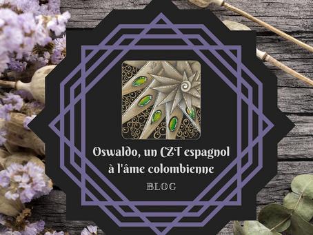 Oswaldo, un CZT espagnol à l'âme colombienne