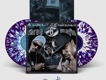OMINC003 Three 6 Mafia - Most Known Unknown [2 x LP]