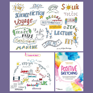 Positive Sketching - Blog Croquinotes & Gribouillage
