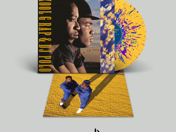 OMINC012 Kool G Rap & DJ Polo - Road to the Riches [LP]