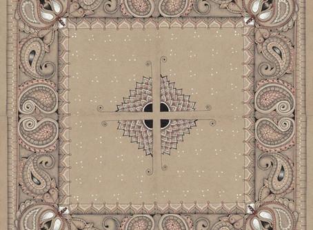 Aux origines du motif paisley