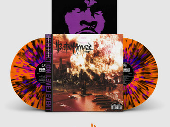OMINC009 Busta Rhymes - (Extinction Level Event): The Final World Front [2 x LP]