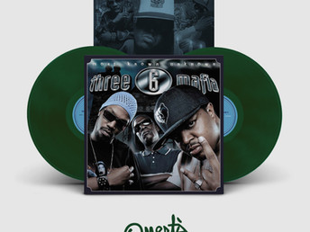 OMINC003 Three 6 Mafia  - Most Known Unknown 4/20 pressing [2 x LP]