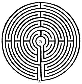 Labyrinthe médiéval