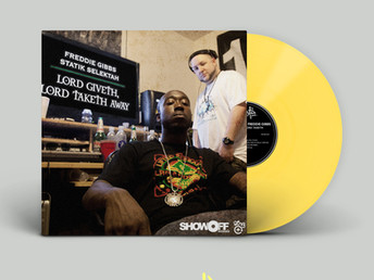 OMINC024 Freddie Gibbs & Statik Selektah - Lord Giveth, Lord Taketh Away [LP]