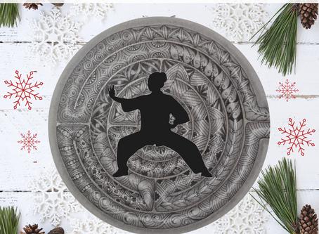 Retraite créative du Nouvel An : Zentangle® & Qi Gong