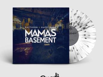 OMINC007 Gucci Mane & Zaytoven - Mama's Basement [LP]