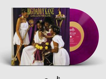 OMINC010 Big Daddy Kane - Long Live the Kane [LP]