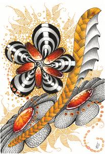 Raflessia - un très bel exemple d'ombrage !