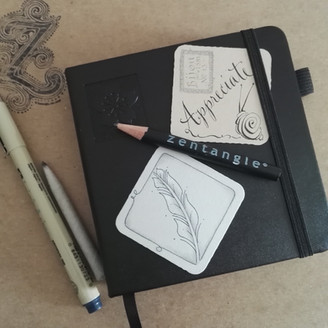 Zentangle®, une pratique
