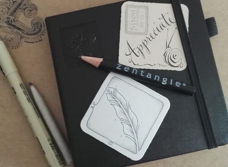 Zentangle®, une pratique