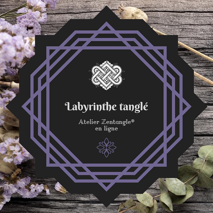 Labyrinthe tanglé