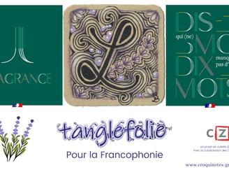 Tanglefolie 2021 jour 8 : Fragrance