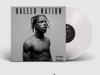 OMINC019 Marty Baller - Baller Nation [LP]