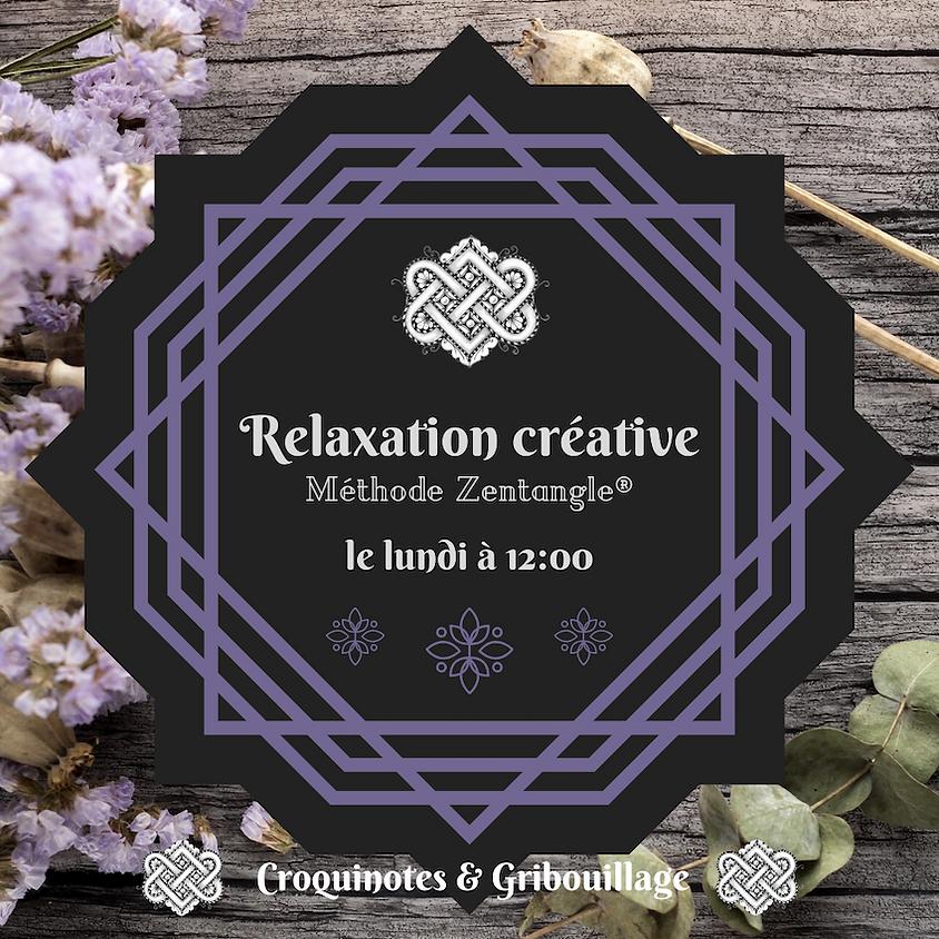 Relaxation créative ★ Lundi