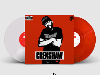 OMINC013 Nipsey Hussle - Crenshaw [2 x LP]