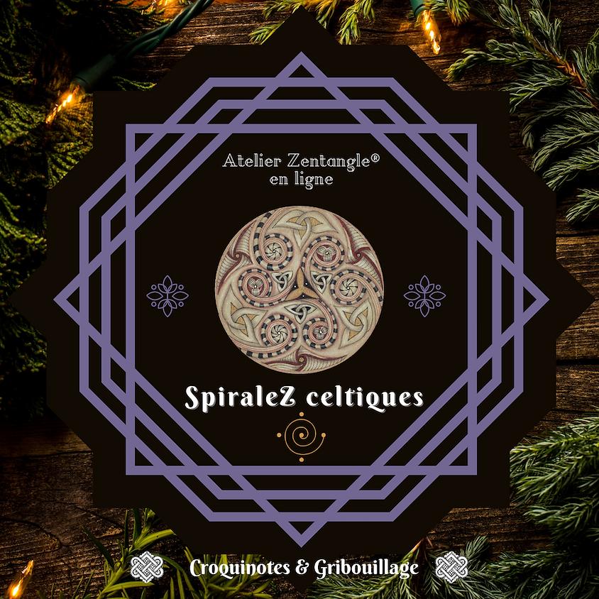 SpiraleZ celtiques ★ Livre de Kells