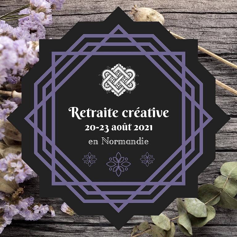 Retraite créative ★ août 2021 ★ Normandie