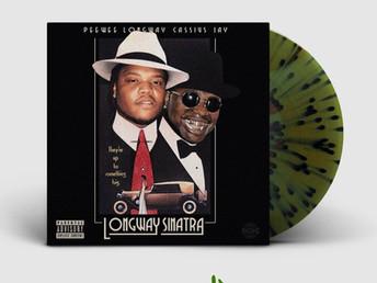 OMINC006 Peewee Longway & Cassius Jay - Longway Sinatra [LP]