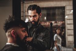 Barber shop Budapest Barbería Barberia Haircut men