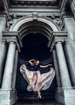 Adrienn Tiszai várkert bazár Ballerina Jump Skirt