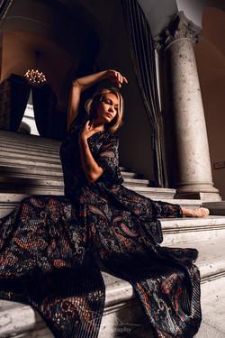 Tatiana Melnik Hungarian National Ballet Mystery Hotel Budapest