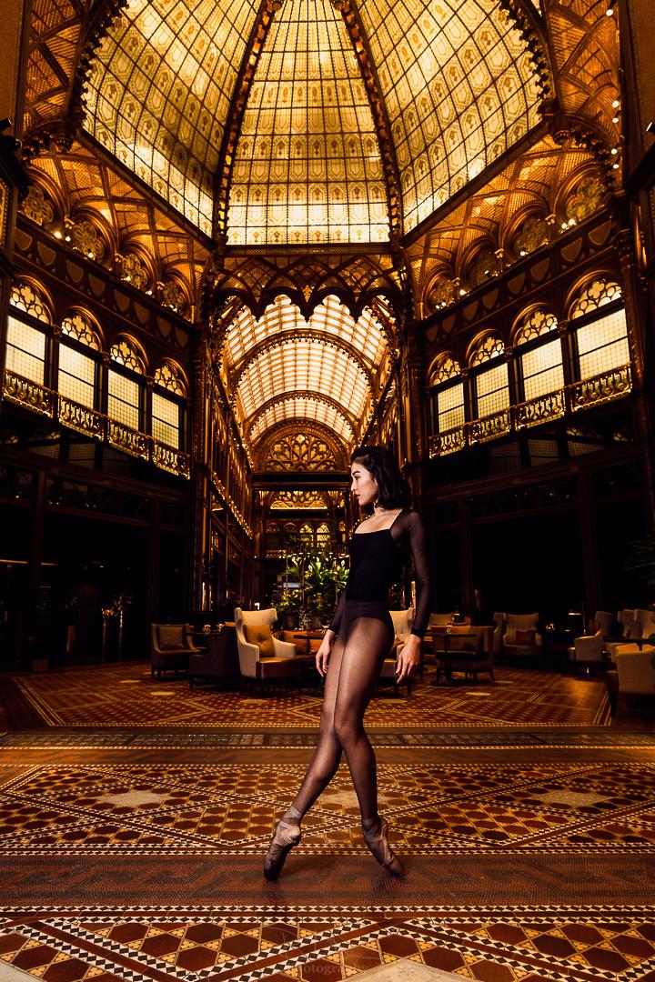 Ines Furuhashi Párisi Udvar Hotel Budapest