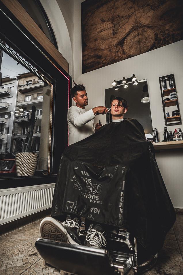 La Barbería Budapest