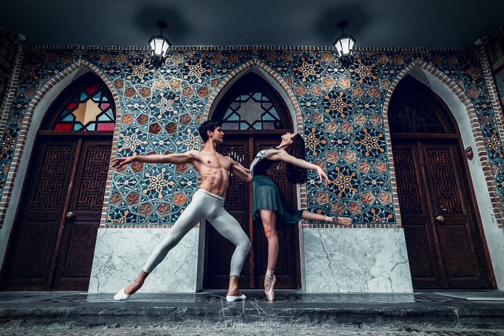 Nutsa Chekurashvili & Philip Fedulov