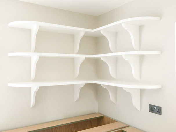 Scullery Shelving