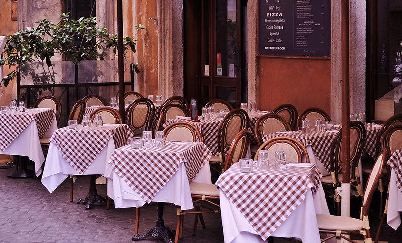 Italienisches Restaurant