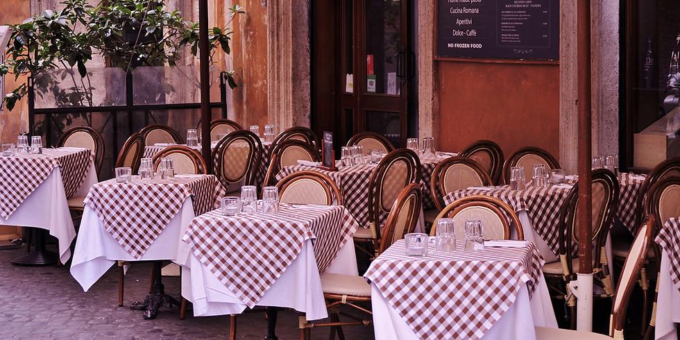 Italian Sunday Lunch