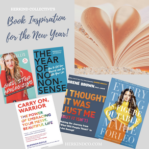 Books to Start Your Year Off Right!