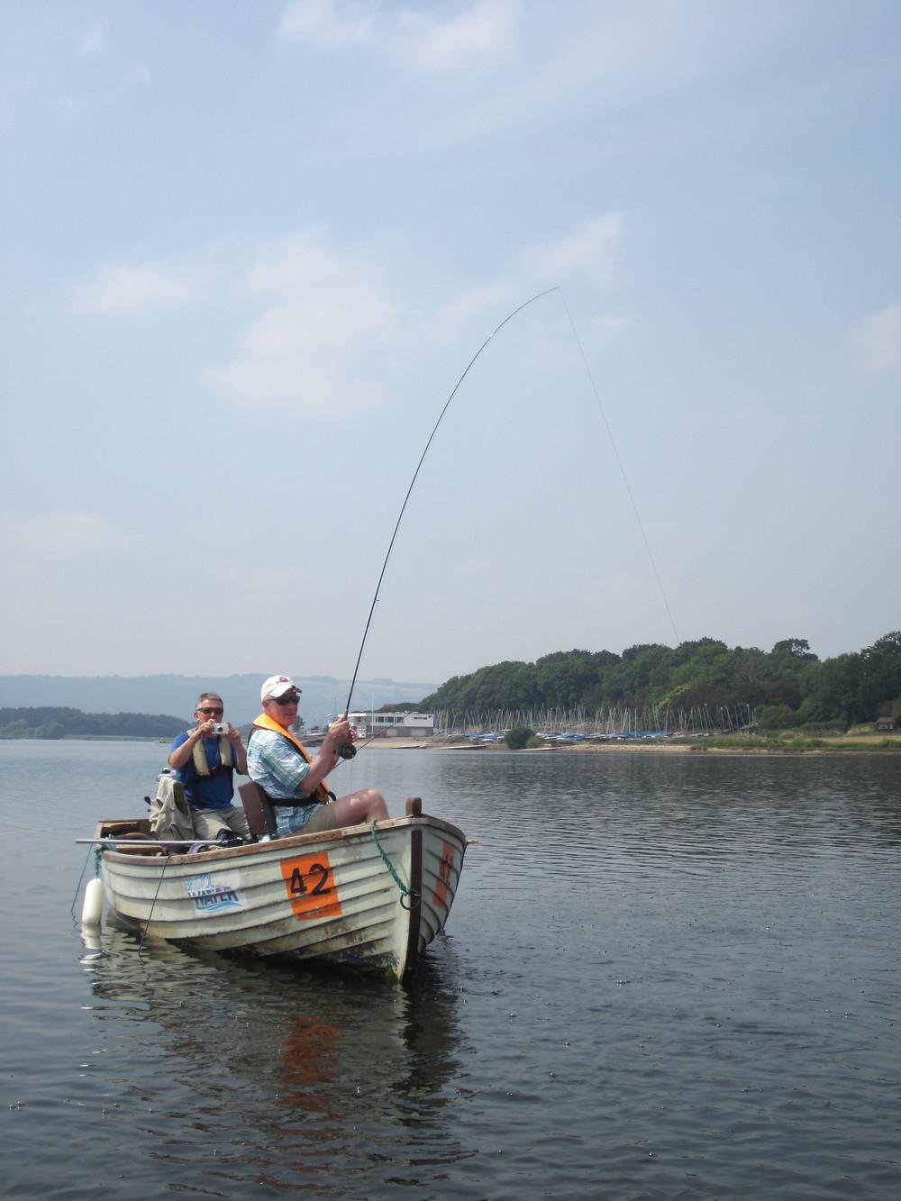 Martin Cottis fishing guide