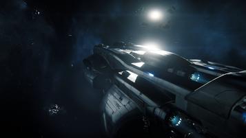Starfarer in Light