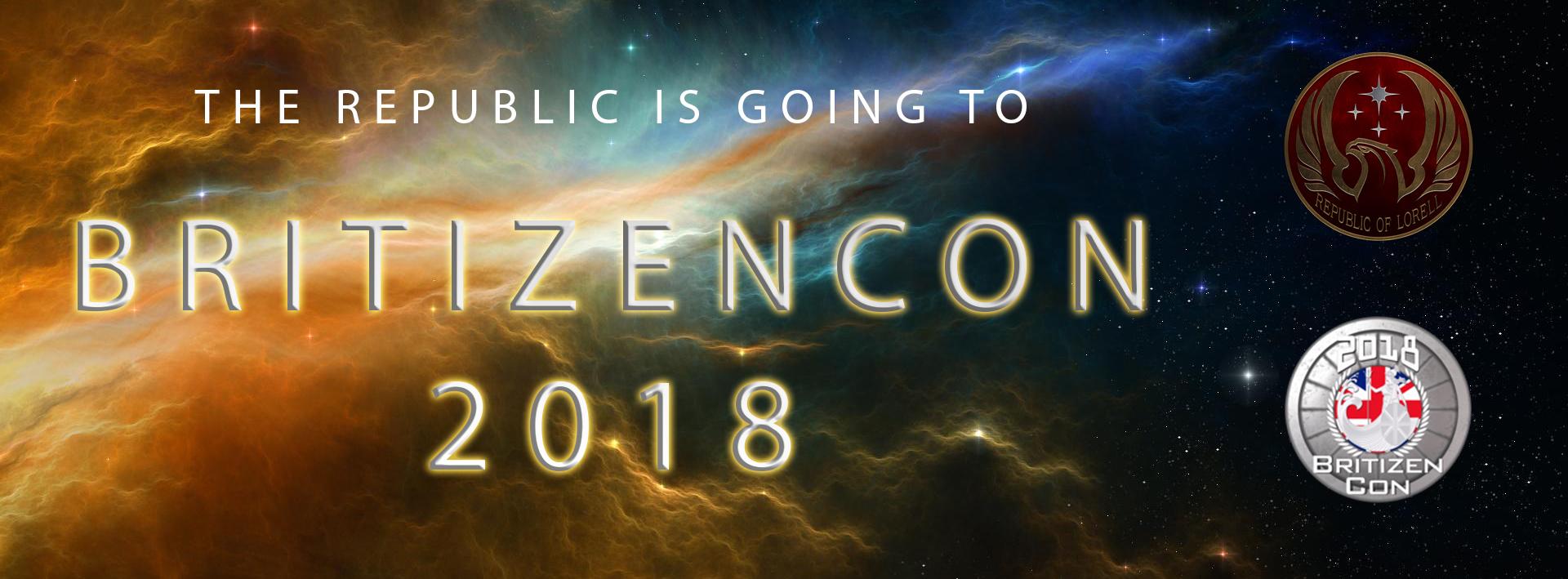 BritCon Announcement