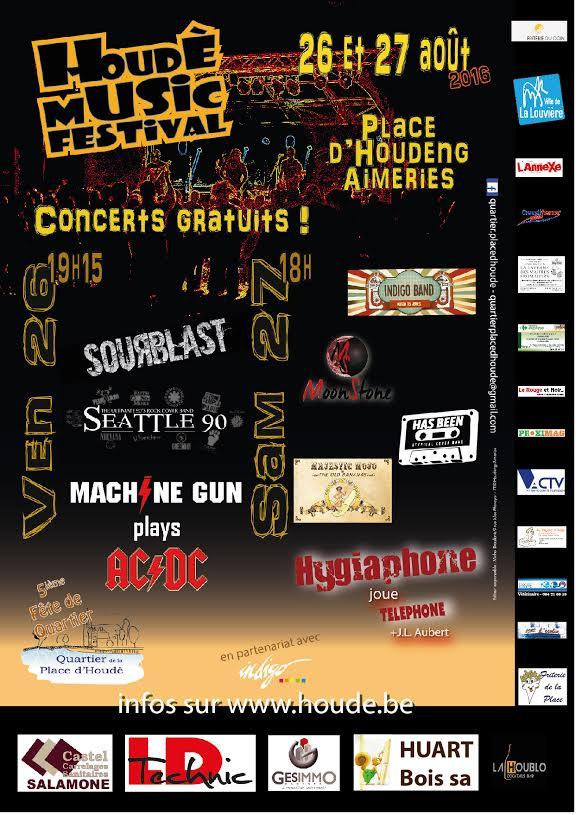 affiche concert 2016