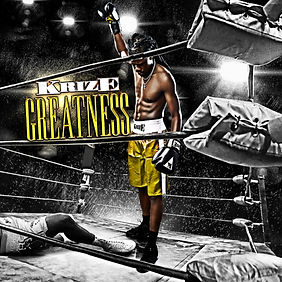 KrizE (Greatness) Single Cover.jpg