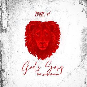 TARE-el - God's Song (Single Cover).JPG