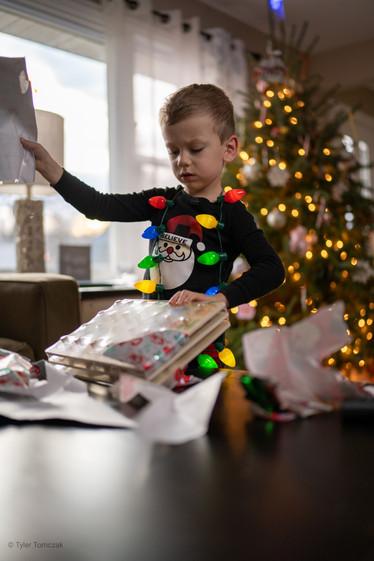 christmas kid