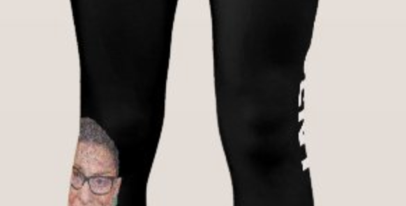 RBG High waisted capris leggings