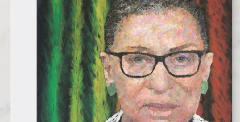 RBG note cards