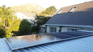 Bitlin Solutions Stellenbosch 3kWp Solar