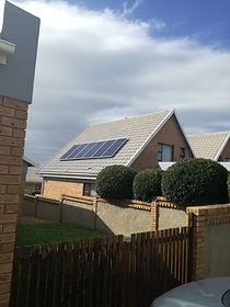 Bitlin Solutions Stellenbosch 2kWp Solar