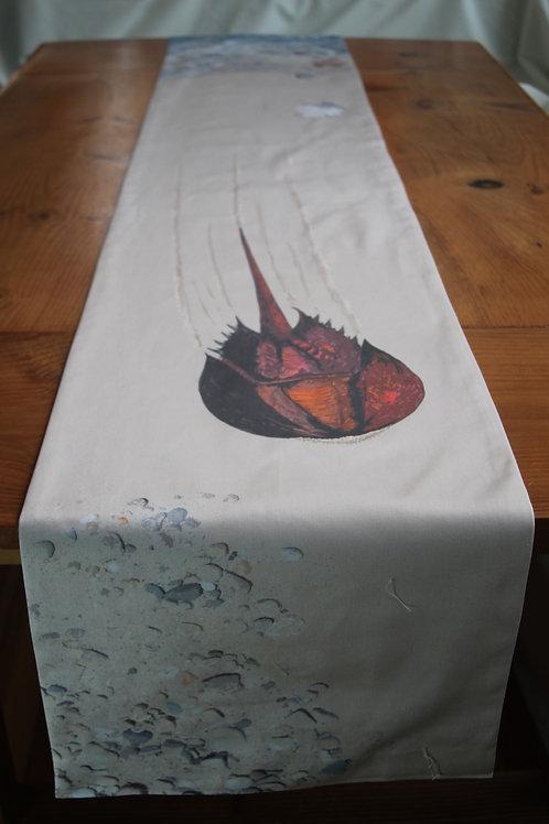 Horseshoe Crab Long Table Runner