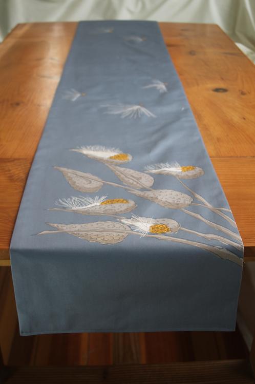 Milkweed Long Table Runner