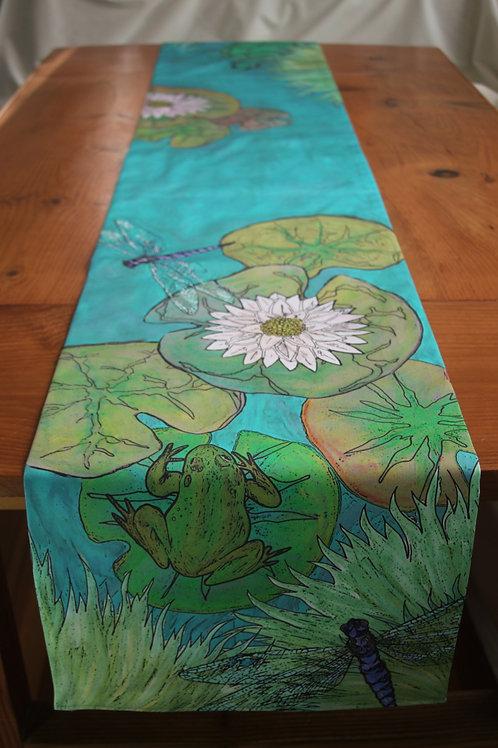 Marshlands Long Table Runner