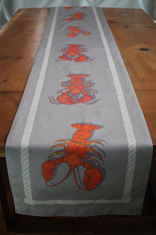 Red Lobster Long Table Runner